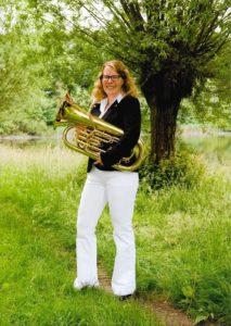 Judith Van Boven euphonium