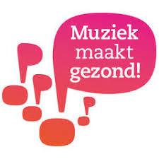 Muziek maakt gezond